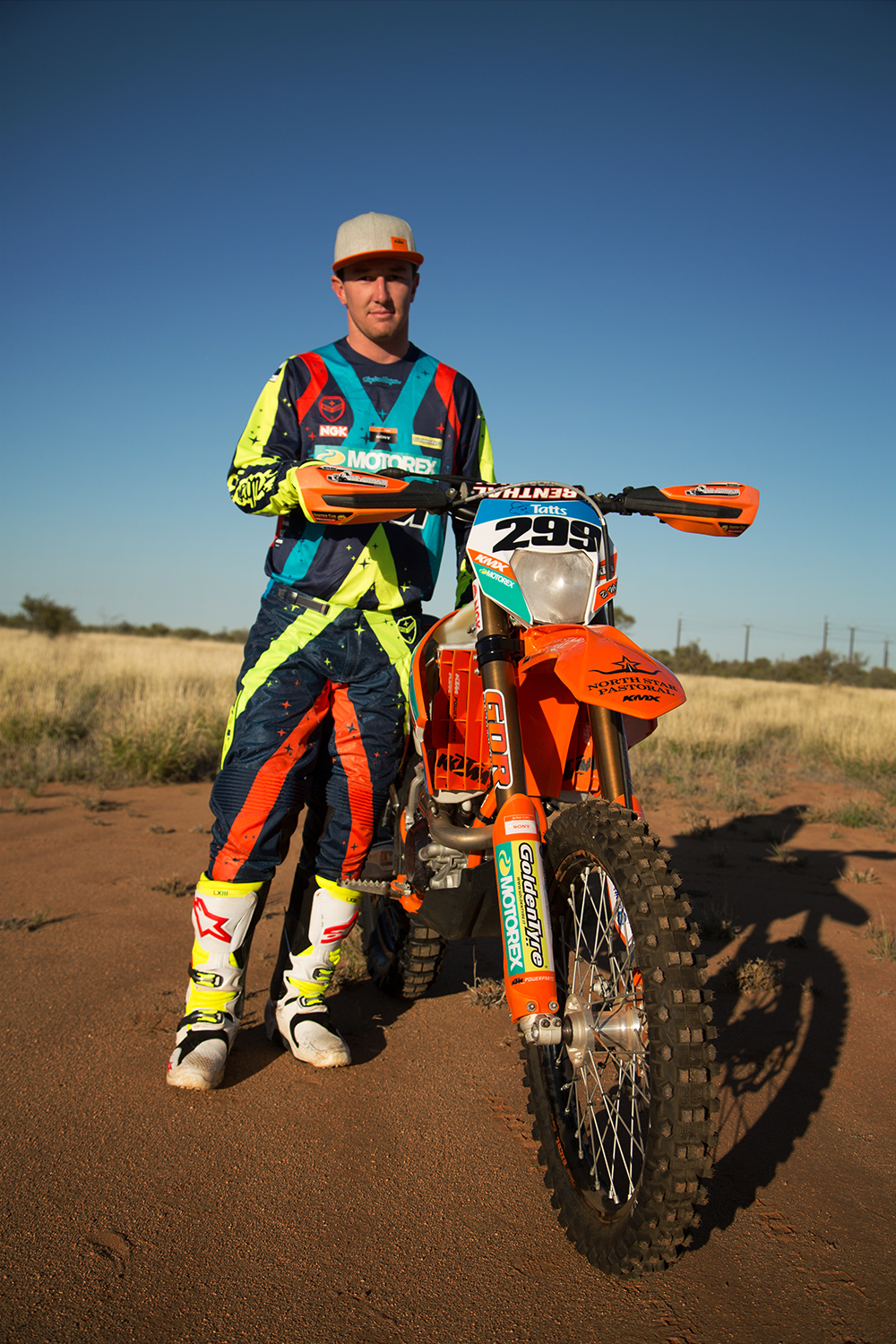 Ktm Aims To Continue Finke S Orange Domination In 2016
