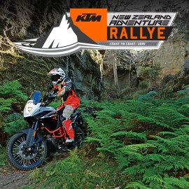 "KTM New Zealand Adventure Rallye ""Coast to Coast"" 2016"