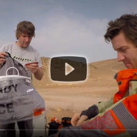 VIDEO » BEHIND THE SCENES IN MOROCCO!