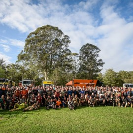 SECOND ANNUAL KTM AUSTRALIA ADVENTURE RALLYE PROVES SEQUELS CAN BE BETTER