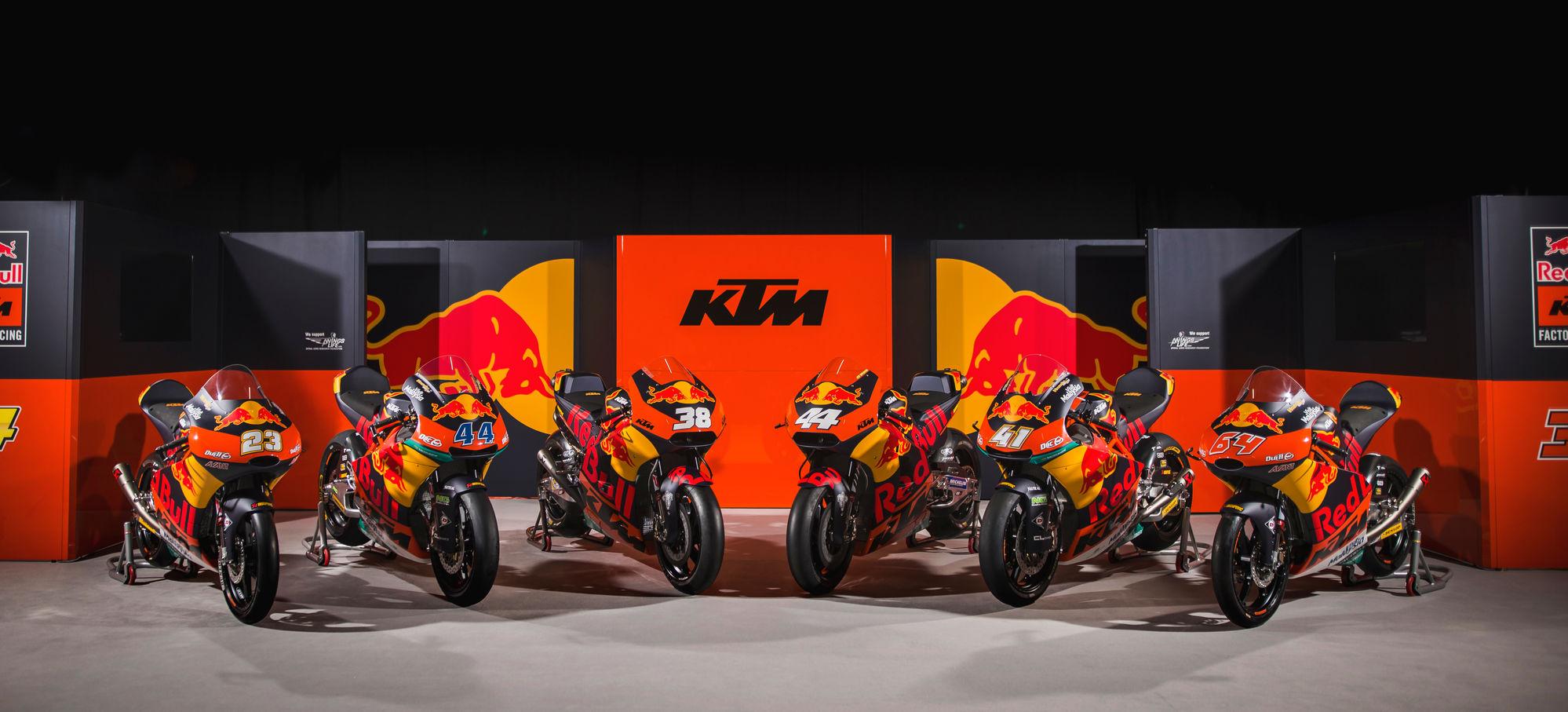 KTM VIP PACKAGE: MotoGP 2017 | RIDE KTM