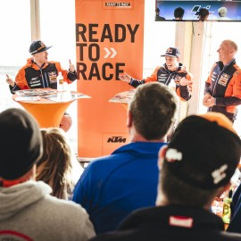 KTM TURNS ON THE ULTIMATE ORANGE EXPERIENCE AT PHILLIP ISLAND MOTOGP