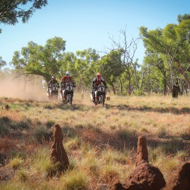EXTRAORDINARY RESPONSE TO 2018 KTM AUSTRALIA ADVENTURE RALLYE: OUTBACK RUN