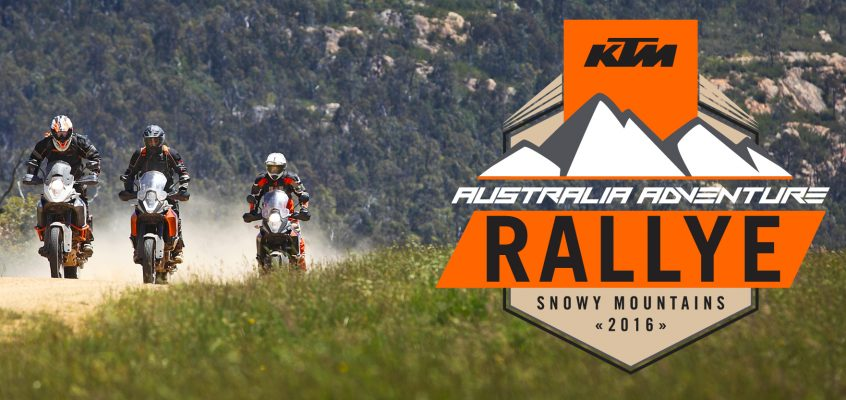 2016 KTM Australia Adventure Rallye