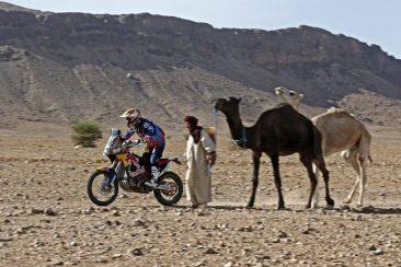 OilLibya Rallye, Morocco