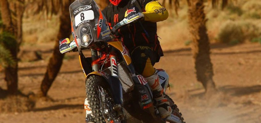 RALLY RACING » Morocco