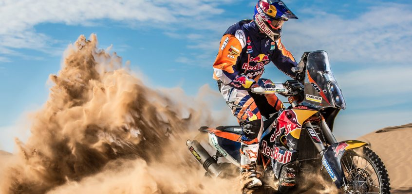Toby Price: What to Pack for Dakar