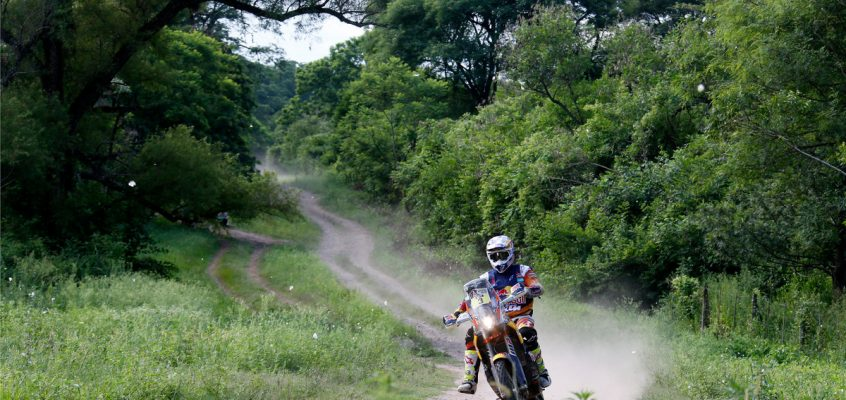 DAKAR » STAGE 3 – PRICE PLAYING IT SMART, MEO SHOWS HIS POTENTIAL