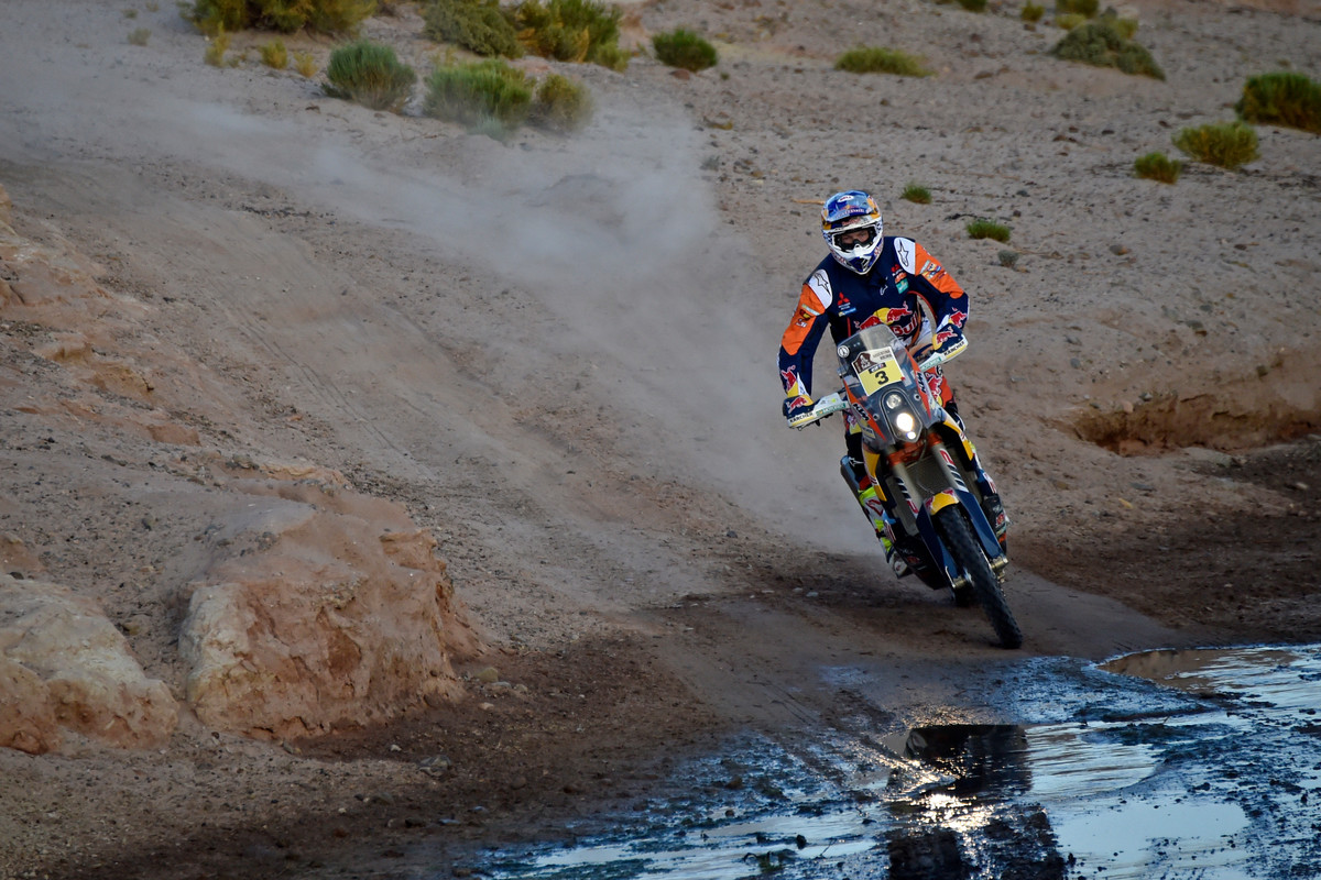 DAKAR » STAGE 6 AND 7 CATCHUP | RIDE KTM