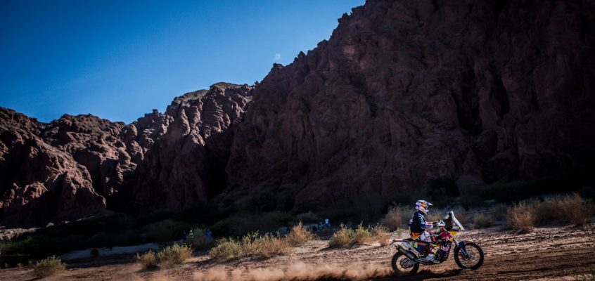 DAKAR » PRICE TOO HOT TO HANDLE! CLAIMS STAGE 9 VICTORY, EXTENDS OVERALL LEAD