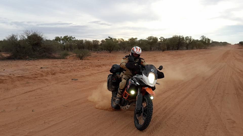 Craig Hartleys Next Level 1190 Adventure R Part I Ride Ktm