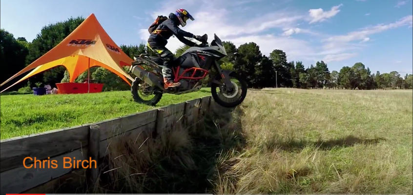 VIDEO » What the KTM Adventure Training Series is all about!