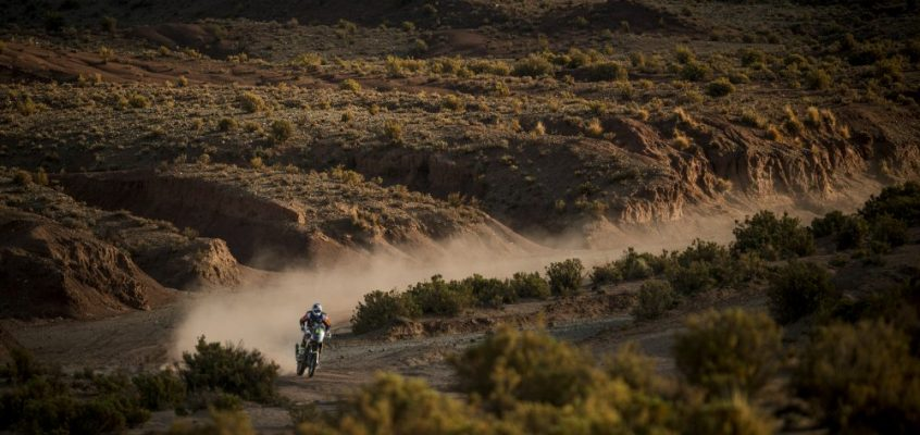 DAKAR » STAGE 6 AND 7 CATCHUP
