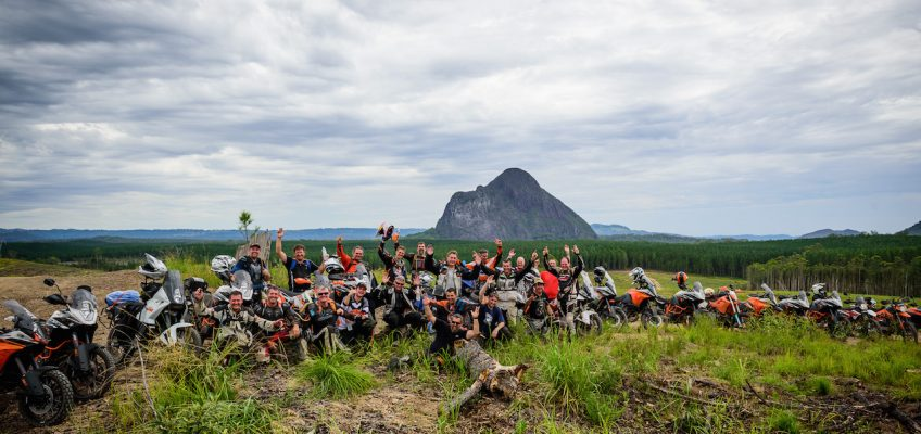 KTM AUSTRALIA ADVENTURE TRAINING SERIES KICKS OFF IN STYLE