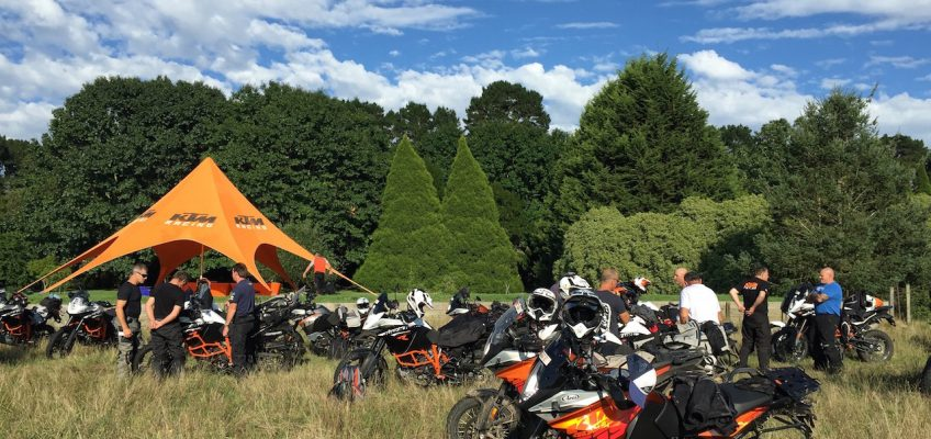 KTM Adventure Training Series – NSW Photo Gallery