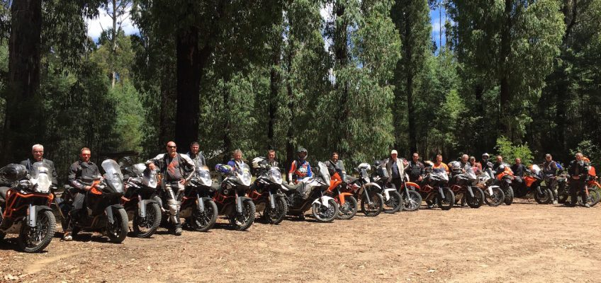 KTM Adventure Training Series – VIC Photo Gallery