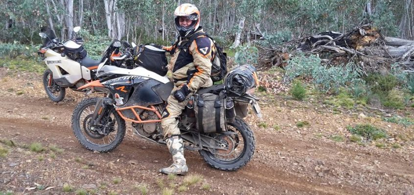 CRAIG HARTLEY'S NEXT LEVEL 1190 ADVENTURE R: PART III