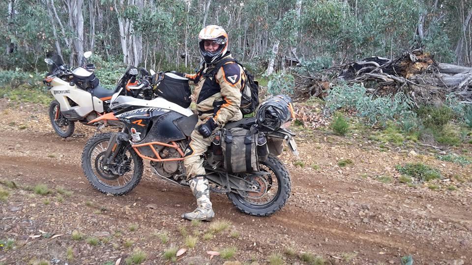 Craig Hartleys Next Level 1190 Adventure R Part Iii Ride Ktm