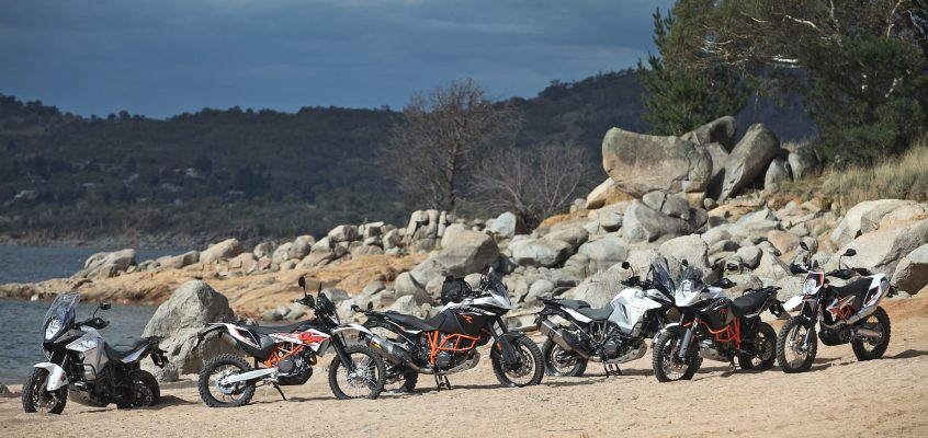 KTM RALLYE » READY FOR ADVENTURE!