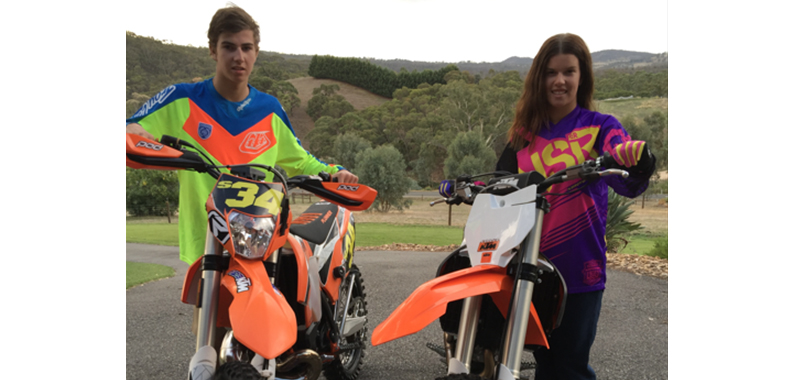 RIDER STORY: JAMES // ORANGE FAMILY