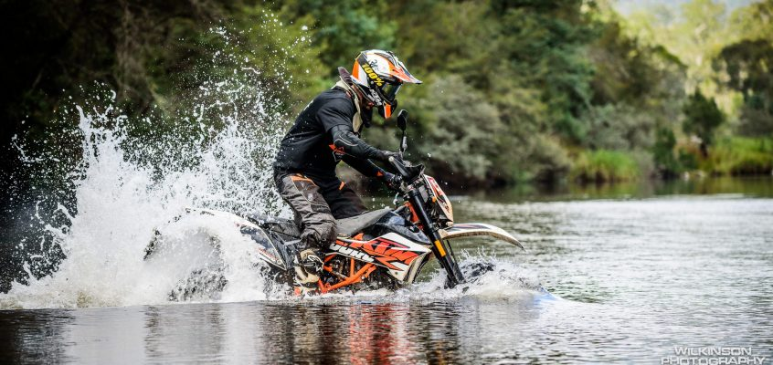 KTM 690 ENDURO R: RIDERS REVIEW