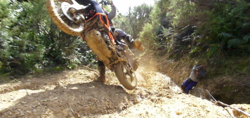 VIDEO » The Hut – Chris Birch extreme KTM1190 Adventure