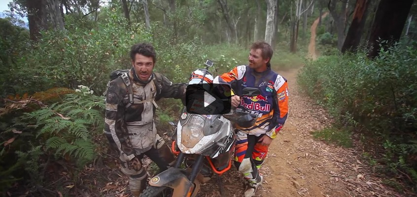 VIDEO » My KTM 1190R Adventures – Part 3