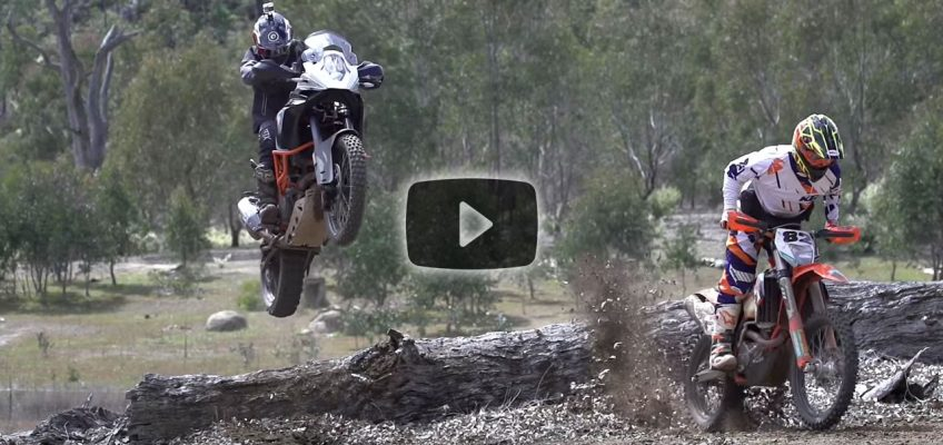 VIDEO » My KTM 1190R Adventures – Extreme Enduro!