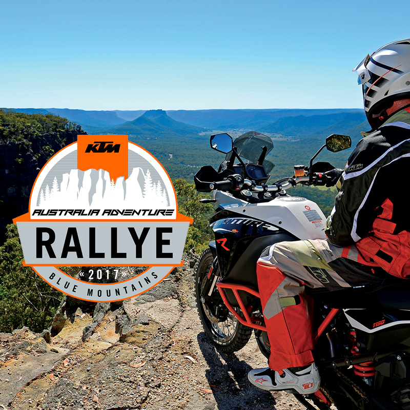 KTM Australia Adventure Rallye: Blue Mountains 2017