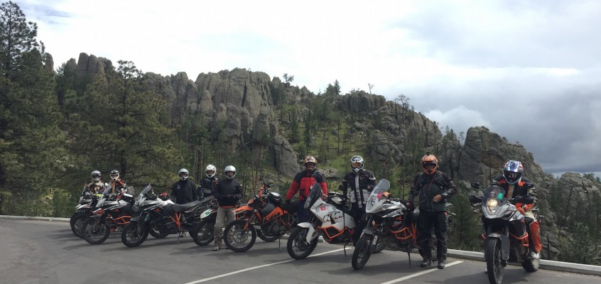 RIDER STORY: KTM USA ADVENTURE RIDER RALLY