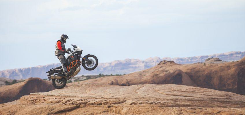VIDEO » A KTM 1190R, Wanderlust, Adventure, Camping and Utah