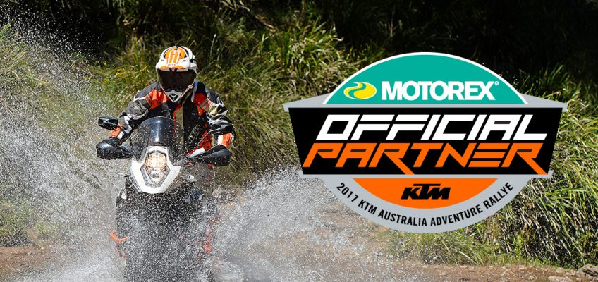OFFICIAL RALLYE PARTNER: MOTOREX