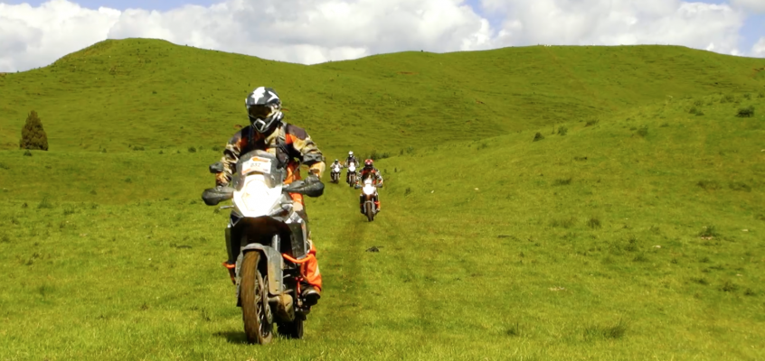 KTM NZ Adventure Rallye: Feature video!