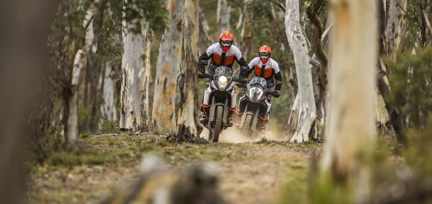KTM ADVENTURE 2017 – National Media Launch | Blue Mountains, Australia