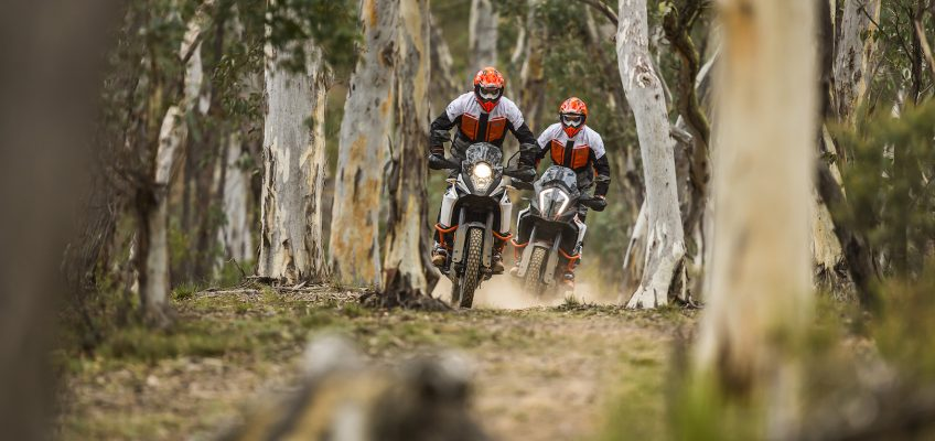 KTM ADVENTURE 2017 – National Media Launch   Blue Mountains, Australia