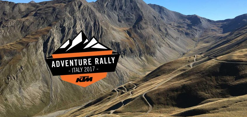 KTM EUROPEAN ADVENTURE RALLY: ITALY 2017