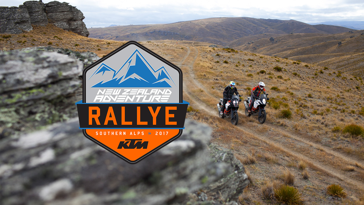 New Zealand Adventure Rallye Décembre 2017