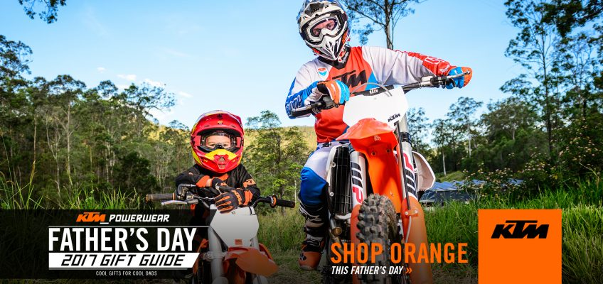SHOP ORANGE this Father's Day!