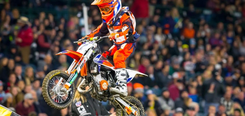 Monster Energy AUS-X Open Sydney announce first ever KTM Junior Supercross Challenge for 2017 event