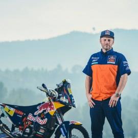 Mr Dakar: KTM's Alex Doringer