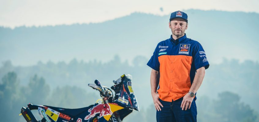 Mr Dakar: KTM's Alex Doringer