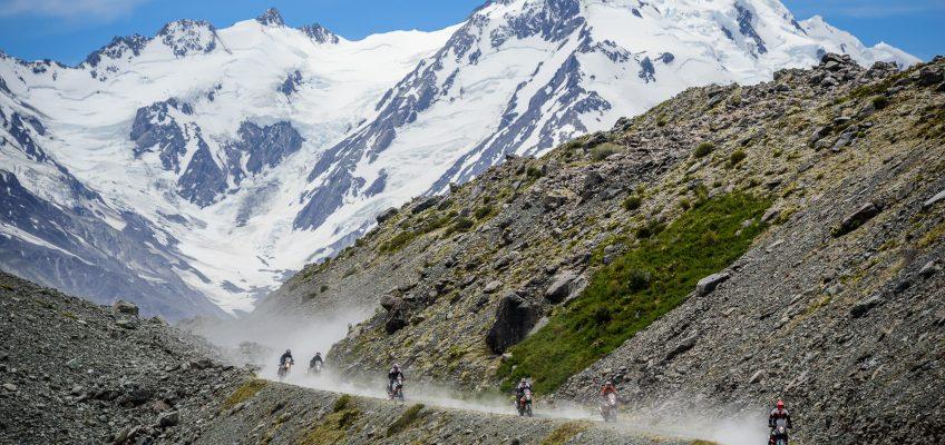 SECOND KTM NZ ADVENTURE RALLYE CLIMBS TO NEW HEIGHTS