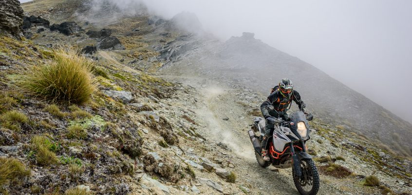 NEW ZEALAND KTM ADVENTURE RALLYE: FEATURE VIDEO