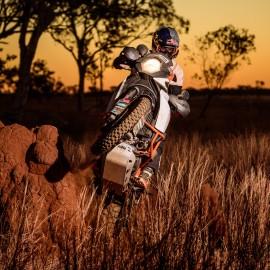 KTM AUSTRALIA ADVENTURE RALLYE: OUTBACK RUN A REMARKABLE EXPERIENCE