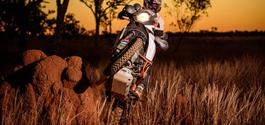 KTM AUSTRALIA ADVENTURE RALLYE: OUTBACK RUN A REMARKABLE EXPERIENCE