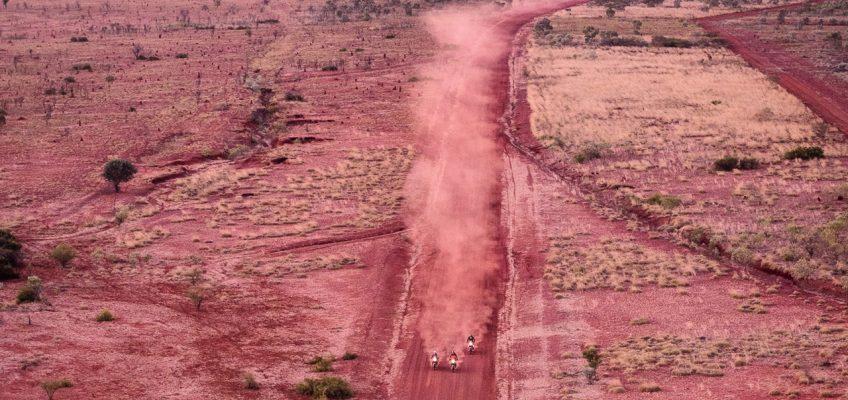 KTM AUSTRALIA ADVENTURE RALLYE: OUTBACK RUN TEASER VIDEO