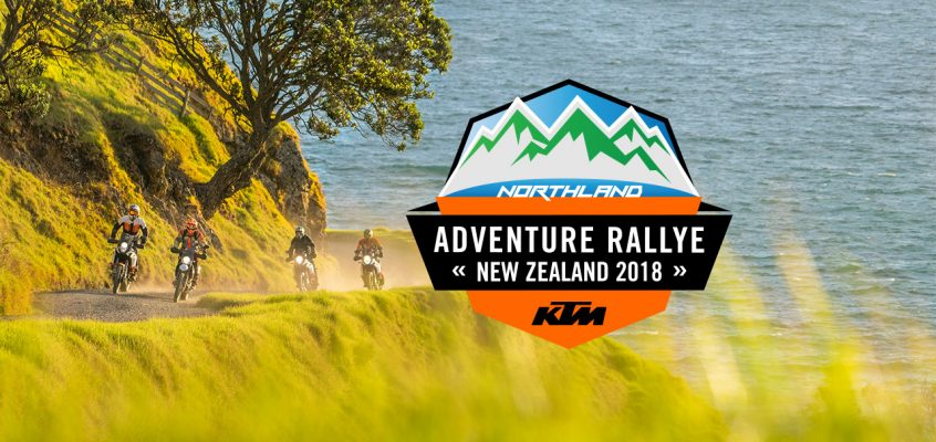 KTM New Zealand Adventure Rallye: NORTHLAND 2018