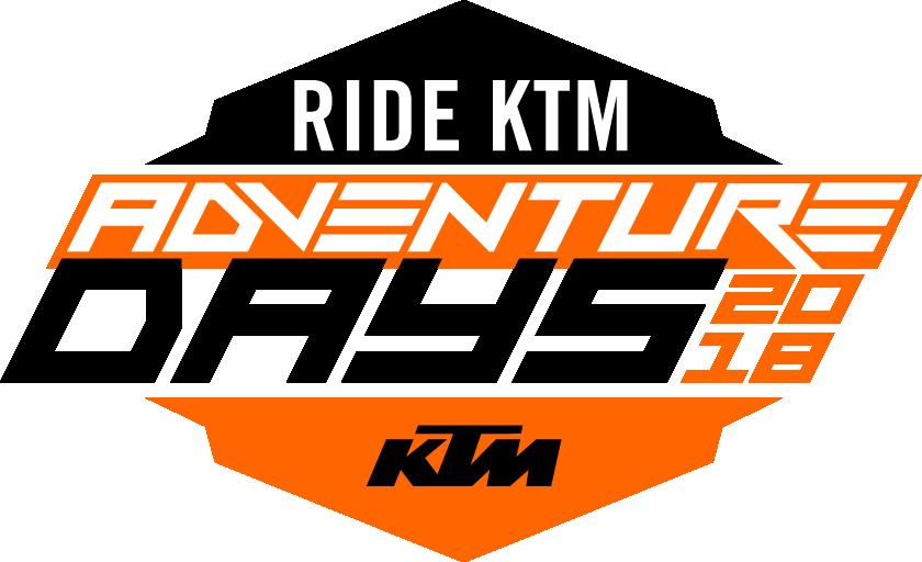 RIDE KTM Adventure Days Logo